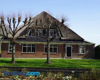 B & B De Gouwe Plek - Hoogwoud - Building