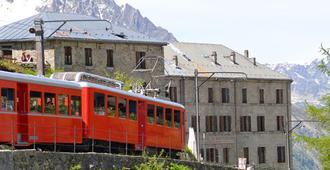Refuge du Montenvers - Chamonix-Mont-Blanc - Bâtiment