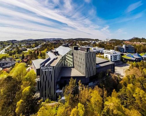 愛德華格里格優質酒店 - 卑爾根 - 卑爾根 - 建築