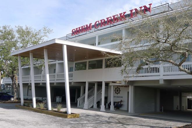 Shem Creek Inn - Mount Pleasant - Building