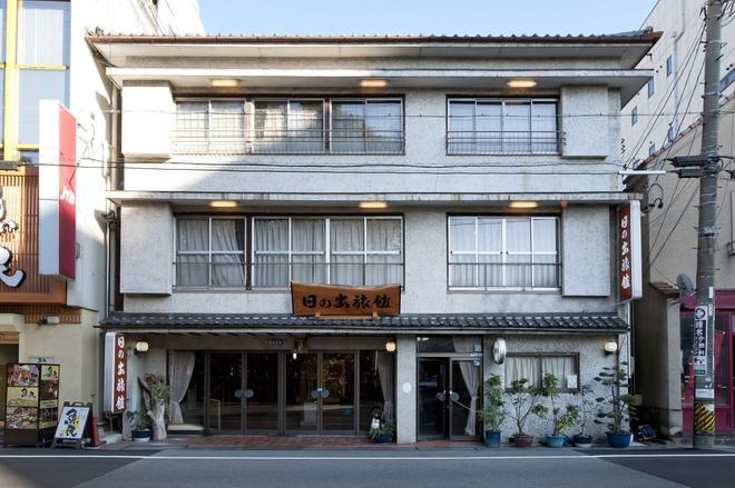 Hinode Ryokan - Ise - Rakennus