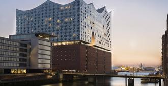 The Westin Hamburg - Hampuri - Rakennus