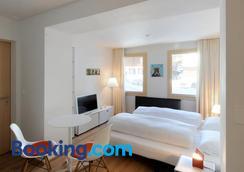 Hotel Sternen - Lenk im Simmental - Bedroom
