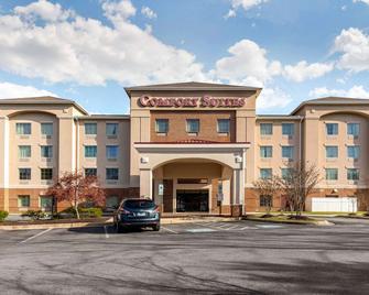 Comfort Suites Columbia Gateway - Elkridge - Gebouw