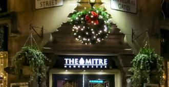 The Mitre Hotel - Manchester - Building