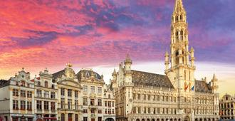 Mercure Brussels Centre Midi - Brussels - Outdoor view