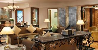 Sheraton Xi'an Hotel - Xi'an - Living room