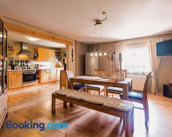 Zwei 4 Sterne Wohnungen Bei Limburg - Limburg an der Lahn - Living room