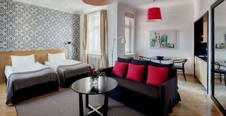 Neiburgs Hotel - Riga - Chambre