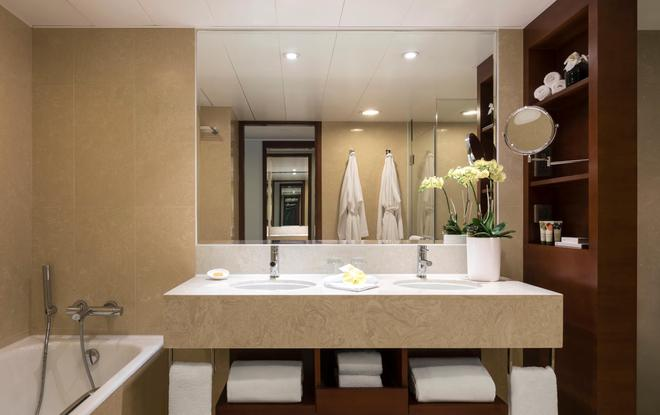 The Royal Pacific Hotel & Towers - Hong Kong - Bagno