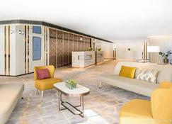 The Royal Pacific Hotel & Towers - Hong Kong - Sala de estar