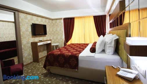 Grand Corner Hotel - Boutique Class - İzmir - Yatak Odası