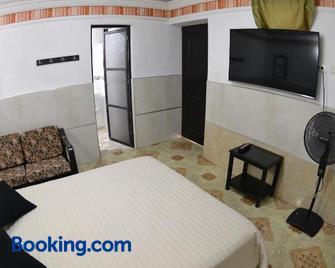 La Hermosa Hotel - Buga (Valle del Cauca) - Bedroom