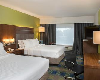Holiday Inn Express & Suites Clifton Park - Clifton Park - Bedroom