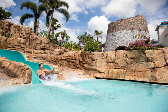 環球洛伊斯藍寶石瀑布渡假村 - 奥蘭多 - 奧蘭多 - 游泳池