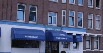 Hotel Turkuaz - Ρότερνταμ - Κτίριο