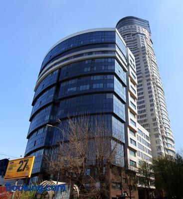 Partner Guest House Klovskyi - Kyiv - Building