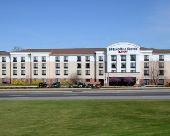 SpringHill Suites by Marriott Lynchburg Airport/University Area - Lynchburg - Edificio