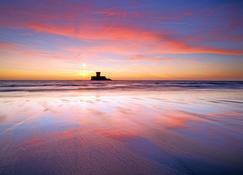 The Atlantic Hotel - Saint Brélade - Playa
