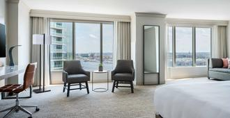 Baltimore Marriott Waterfront - Baltimore - Slaapkamer