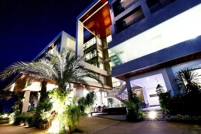Green Hotel and Resort - Khon Kaen - Building