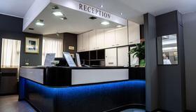 Hotel Berlino - Milán - Recepción