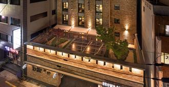 Browndot Hotel - Seomyeon 1 - Busán - Edificio