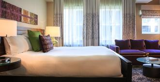 Kimpton Hotel Vintage Seattle - Seattle - Schlafzimmer