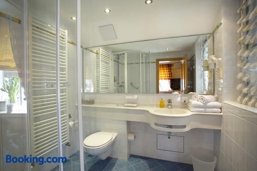 特勞貝酒店 - 司徒加特 - 浴室