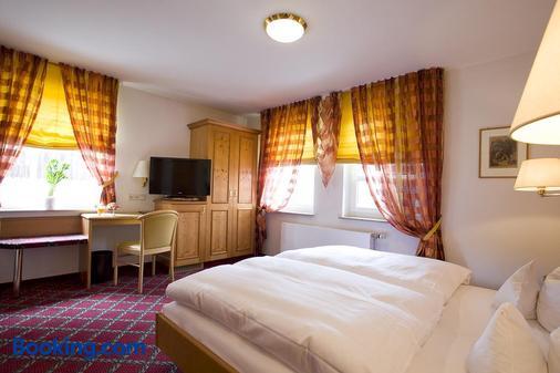 特勞貝酒店 - 司徒加特 - 臥室