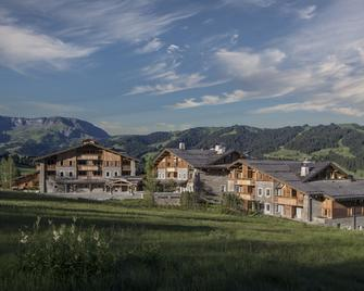 Four Seasons Hotel Megeve - Megève - Building