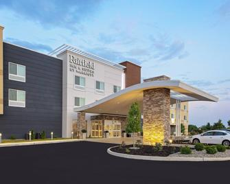 Fairfield Inn & Suites by Marriott Indianapolis Greenfield - Greenfield - Building
