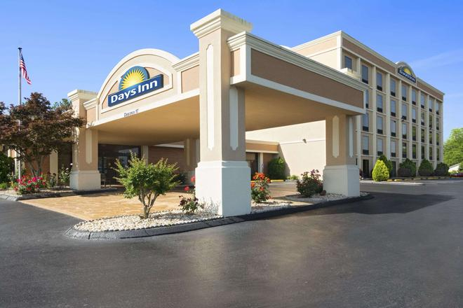 Days Inn by Wyndham Rome Downtown - Rome - Building