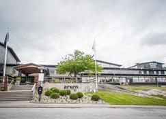 Arken Hotel & Art Garden Spa - Göteborg - Byggnad
