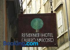 Boutique Hotel Albero Nascosto - Trieste - Edificio