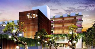 Hotel Neo+ Kuta, Legian By Aston - Kuta - Building
