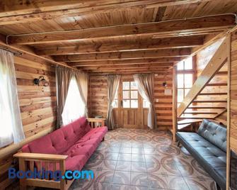 Cabañas Kompatzki - Ancud - Living room