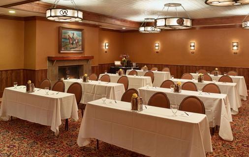 Wort Hotel - Jackson - Banquet hall