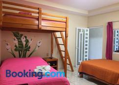 Hotel Jovita - Xilitla - Bedroom