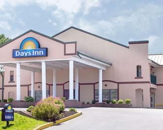Days Inn by Wyndham Lexington - Lexington - Gebäude