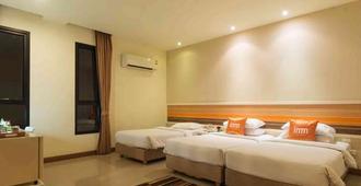 Imm Hotel Thaphae Chiang Mai - צ'אנג מאי - חדר שינה