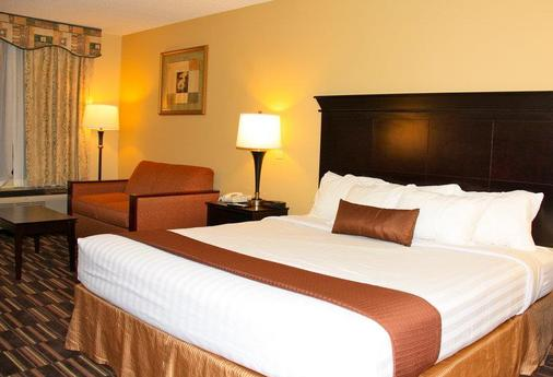 Best Western Greenville Inn - Greenville - Schlafzimmer