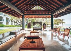 Casa Colonial Beach & Spa - פוארטו פלטה - פטיו