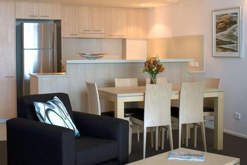 Ramada Hotel & Suites by Wyndham Ballina Byron - Ballina - Ruokailuhuone