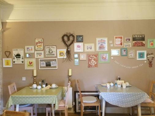 Phantele Bed and Breakfast - Plymouth - Ravintola
