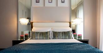 Zuni Hotel Kilkenny - Kilkenny - Schlafzimmer