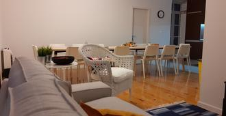 Fonte Branca Sé - Braga - Sala de estar