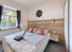 Apartsee Wellness Plzen - Plzeň - Chambre