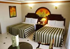 卡西諾廣場酒店 - 瓜達拉哈拉 - 瓜達拉哈拉 - 臥室