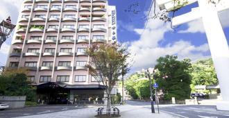 Hotel Fukiageso - Kagoshima - Building